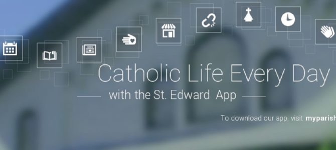 NEW FEATURES For Our Parish App!